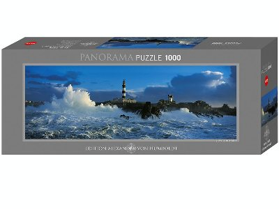 PANORAMA, LIGHTHOUSE 1000pc