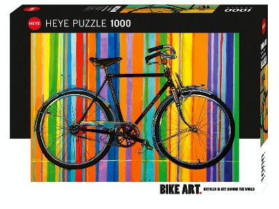 BIKE ART, FREEDOM DELUXE 1000p