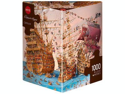 RUYER, CORSAIR 1000pcs