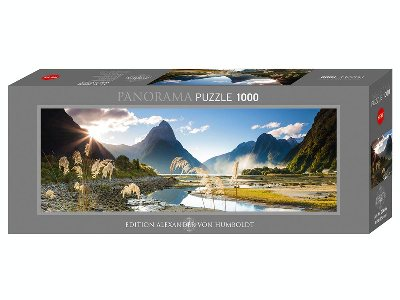 PANORAMA, MILFORD SOUND 1000pc