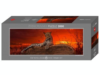 PANORAMA, RED DAWN 2000pc