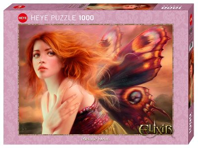 DELON, BUTTERFLY WINGS 1000pc