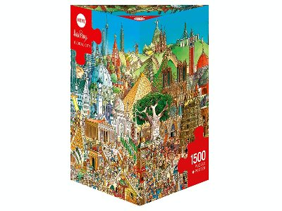 PRADES, GLOBAL CITY 1500pc
