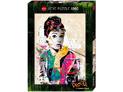 PEOPLE, AUDREY 1000pc