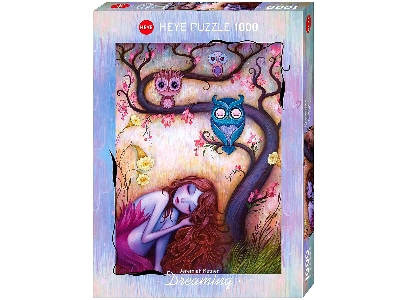 DREAMING, WISHING TREE 1000pc