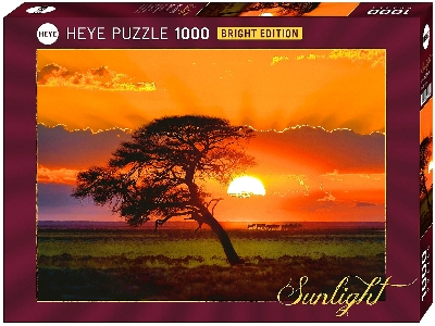 SUNLIGHT, TREE 1000pc