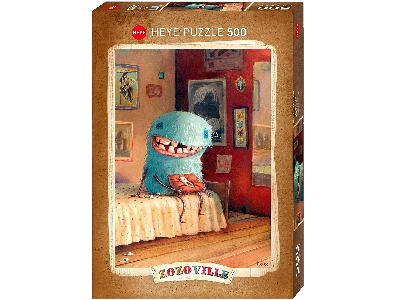 ZOZOVILLE, MILK TOOTH 500pc