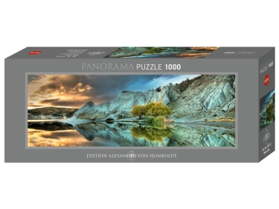 PANORAMA, BLUE LAKE 1000pc