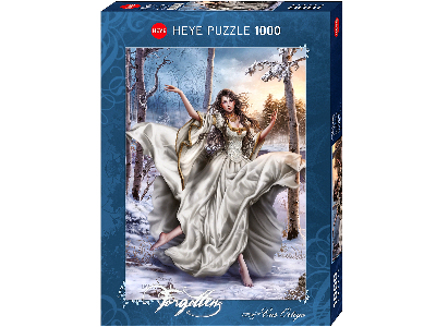 ORTEGA, WHITE DREAM 1000pc