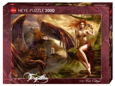 ORTEGA, EAGLE QUEEN 2000pc