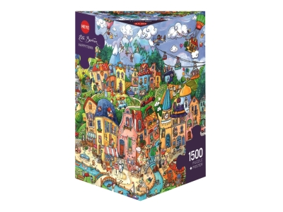 BERMAN, HAPPYTOWN 1500pc