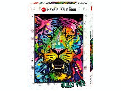 JOLLY PETS, WILD TIGER 1000pc