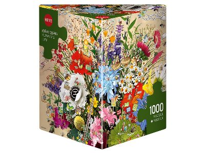 DEGANO, FLOWER'S LIFE 1000pc