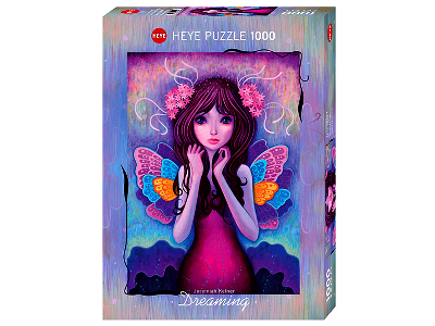 DREAMING MORNING WINGS 1000pc