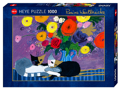 WACHTMEISTER SLEEP WELL 1000pc