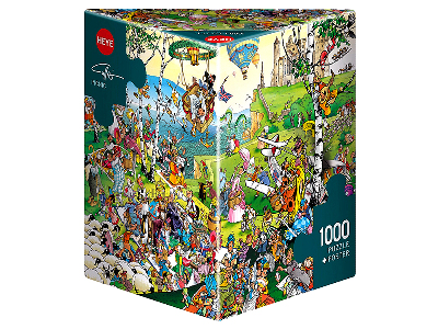 CALLLIGARO PICNIC 1000pc