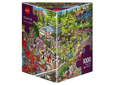 TANCK PARTY CATS 1000pc