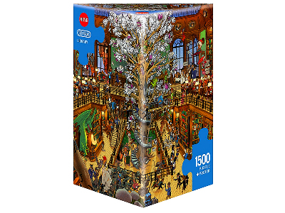 OESTERLE LIBRARY 1500pc