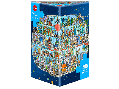 ADOLFSSON SPACESHIP 1500pc