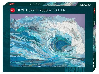 MAP ART, MAP WAVE 2000pc