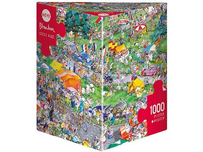 BLACHON, CYCLE RACE 1000pc