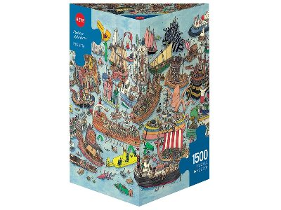 ADOLFSSON, REGATTA 1500pc