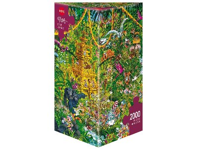RYBA, DEEP JUNGLE 2000pc