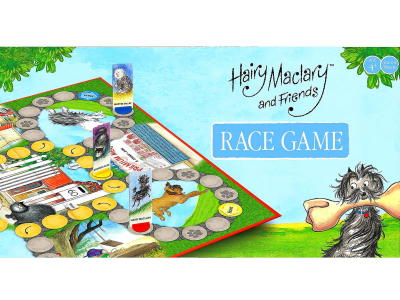 HAIRY MACLARY RACE GAME