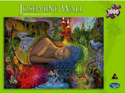 JOSEPHINE WALL COLOUR DREAMING