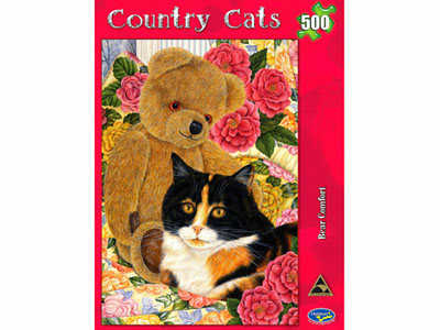 COUNTRY CATS BEAR COMFORT 500p