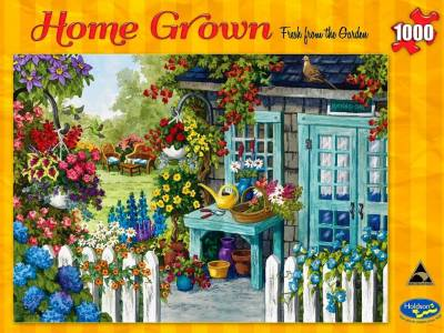 HOME GROWN GARDEN FRESH 1000pc
