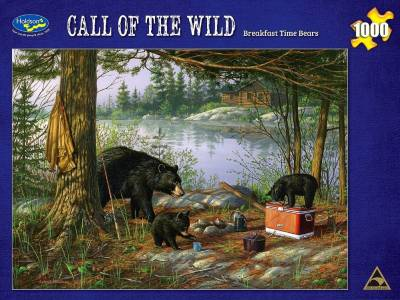 CALL OF THE WILD - BEARS 1000p