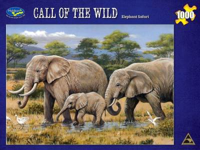 CALL OF THE WILD - ELEPHANTS