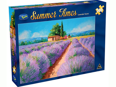 SUMMER TIMES LAV. SCENT 500pc