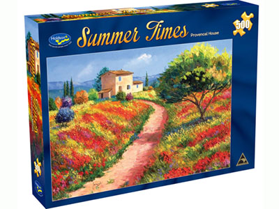 SUMMER TIMES PROV. HOUSE 500pc