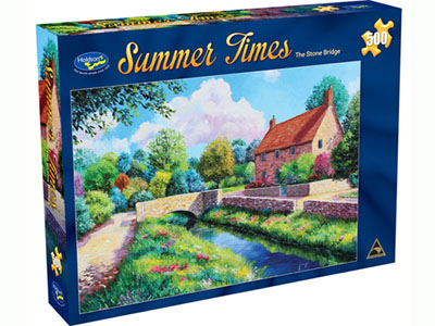 SUMMER TIMES STONE BRIDGE 500p