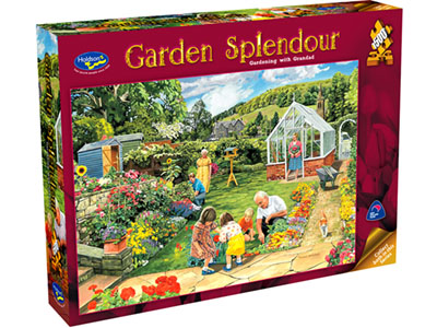 GARDEN SPLENDOUR 1500pc GPA'S