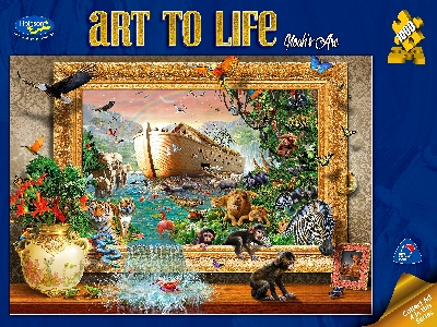 ART TO LIFE NOAH'S ARK 1000pc