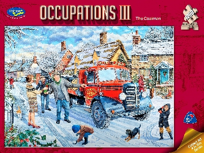 OCCUPATIONS 3 THE COALMAN 1000