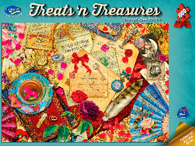 TREATS & TREASURES LOVE LETTER