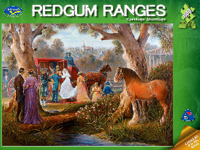 REDGUM RANGES CARRIAGE MARRIAG