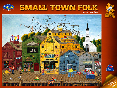 SMALL TOWN FOLK CROWS NEST