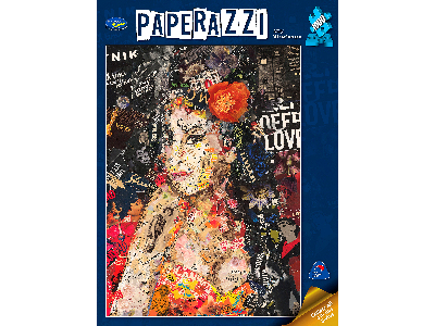 PAPERAZZI AMY WINEHOUSE 1000pc
