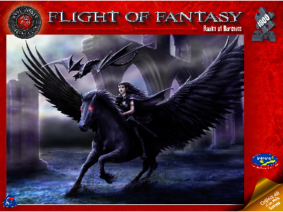 FLIGHT OF FANTASY DARKNES.1000