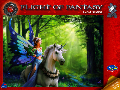 FLIGHT OF FANTASY ENCHANTMENT