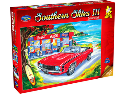 SOUTHERN SKIES 3 CAMARO 500pc