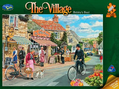 THE VILLAGE, BOBBY'S BEAT 1000