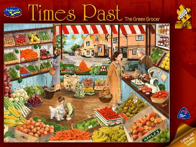 TIMES PAST 2, GREENGROCER 1000
