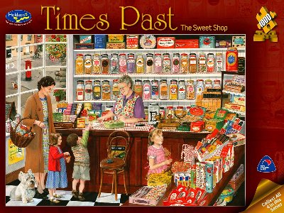 TIMES PAST 2, SWEET SHOP 1000p