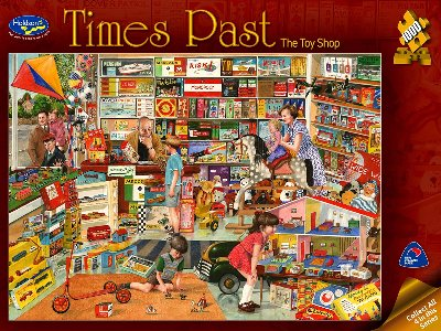 TIMES PAST 2,THE TOY SHOP 1000
